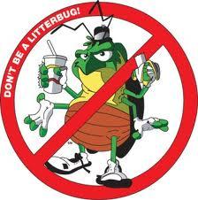 Mr litterbug