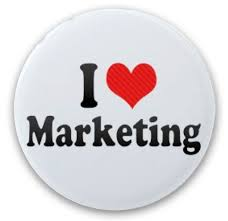 marketing button