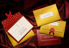Oscar envelopes
