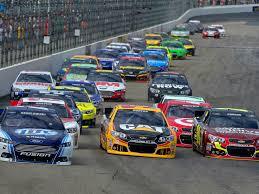 NASCAR w logos
