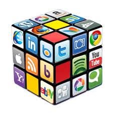 15 social media rubik cube