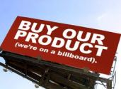 billboard ad